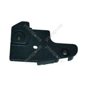 Genuine-Indesit-Black-Left-Hand-Bottom-End-Cap