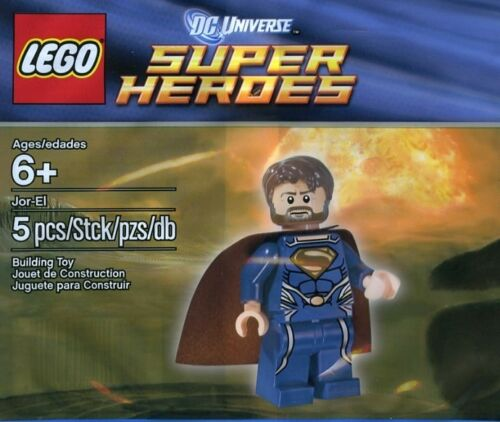 LEGO Super Heroes Superman Jor-El 5001623
