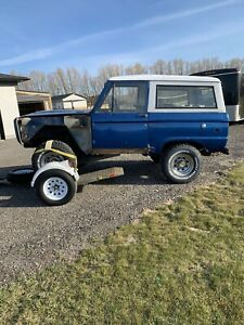 1973 FORD BRONCO.  CLASSIC BRONCO.