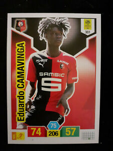 Eduardo-camavinga-rookie-301-rennes-panini-adrenalyn-xl-2019-20-real-madrid