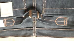 Jeans denim Lutece MFG CO Martingale Selvedge Navy   us rockabilly  w36