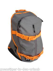 new arrive clearance sale dirt cheap Details zu € 59,95 NIKE Rucksack Backpack grau mit Laptop Tasche zahlreiche  Fächer NEU