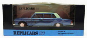 Replicars-1-43-Scale-Model-Car-RE14618-1979-Mercury-Marquis-Blue-Green