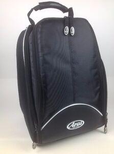 Arai-helmet-storage-back-pack-holds-helmet-and-extra-shields-Genuine-factory-bag