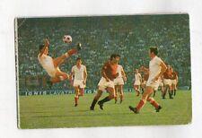 figurina - SAGITTARIO CALCIO 1969-70 N. 40 MILAN/BARI 1-0