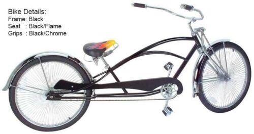 "26/"" Stretch Limo Cruiser Bike"