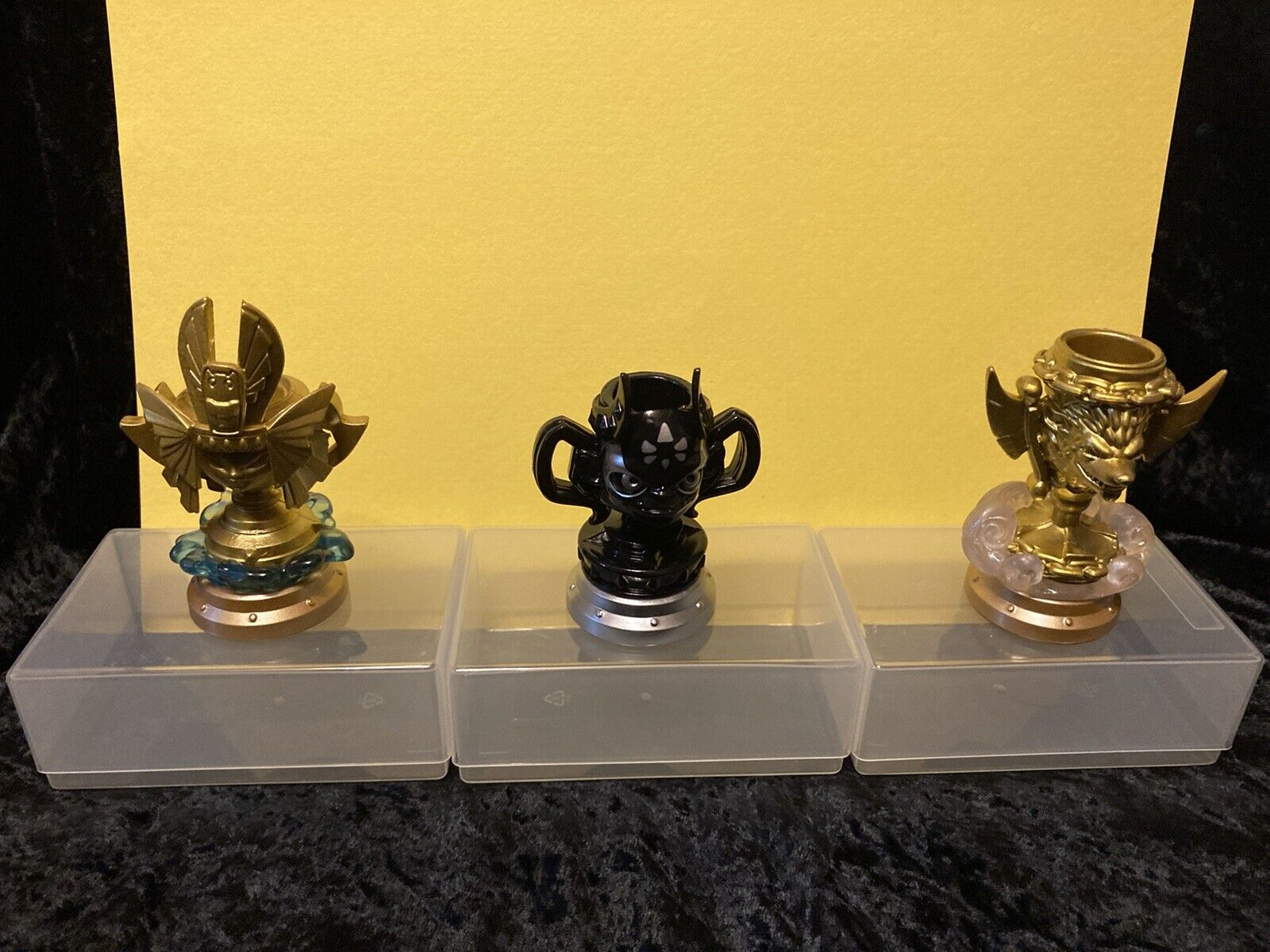 Skylanders Superchargers, Trophies x3. Brand new. P&P included.