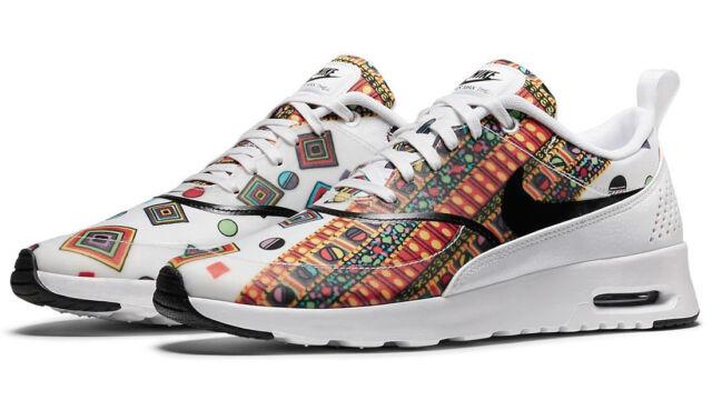 2015 Nike Air Max Thea Liberty of London QS US 5,5 7 8 LotC 746082 100 Premium