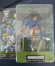"Alessandro Del Piero figure 6"" tall FANATICO FOOTBALL Soccer Figure, Italy"
