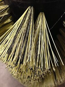 Street Sweeper Gutter Broom Metal Wire Elgin New Old Stock
