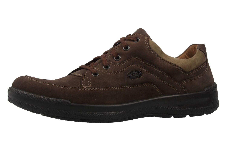 Jomos Scarpe Basse in taglie taglie taglie forti grandi scarpe da uomo Marroneee XXL | Funzione speciale  | Gentiluomo/Signora Scarpa  edea57