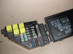 image is loading rover-25-mg-zr-petrol-2003-fuse-box-
