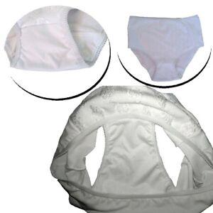 Damen Perioden Menstruation Slip Leichte Inkontinenz Periode Unterhose Gr. XL