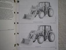 John Deere 640 Farm Tractor End Loader Operators Manual