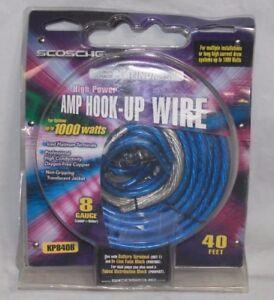 Amp hook up