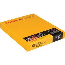 "Kodak 4x5"" Ektar 100 Color Negative Print Film (10 Sheets) / Fresh Dated"