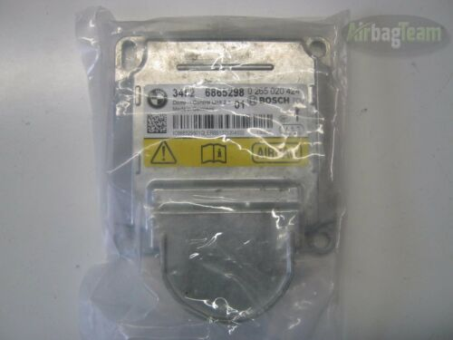BMW 1 3 4 Series Airbag ECU Control Module Sensor 34526865298 No Crash Data