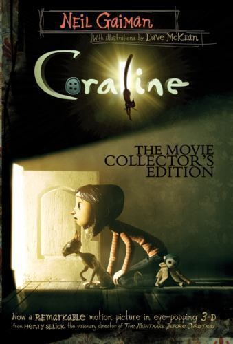 Coraline By Neil Gaiman 2008 Book Other Movie Tie In Collector S For Sale Online Ebay