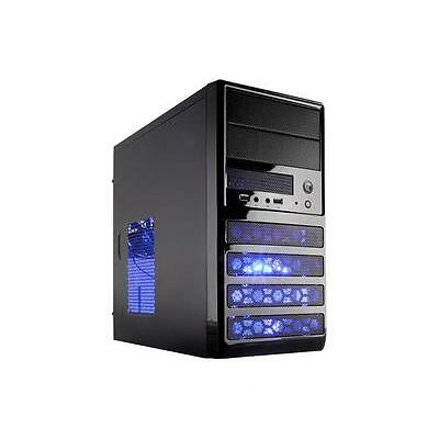 Rosewill - Dual-Fan Micro ATX Mini Tower Computer Case - RANGER-M