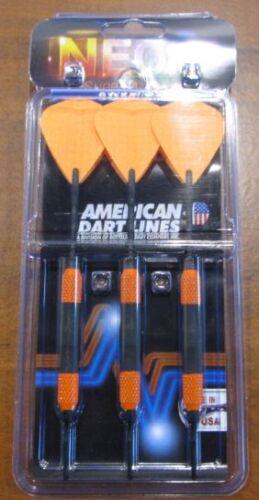 Bottelsen Super Alloy NEON Orange Gorrila Grip Soft tip 18 Gram Dart Set 18-NO1