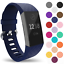 thumbnail 9 - For-Fitbit-Charge-3-Wrist-Straps-Wristband-Best-Replacement-Accessory-Watch-Band