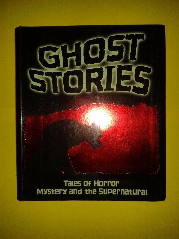 Ghost Stories - Tales Of Horror Mystery And The Supernatural - Vic Parker - Miles Kelly.
