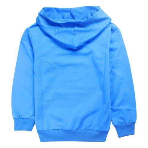 Jeffy Puppet Hoodies Kids Youtuber Children Casual Hooded Jumpers Tops Age 3-12