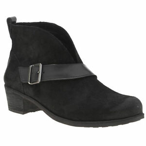 Ugg-Australia-Black-Wright-Belted-Boots-RRP-150-UK-5-5-EU-38-JS20-21-SALEw