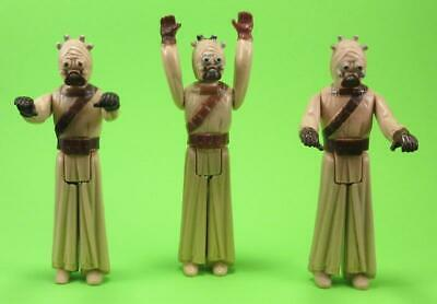 1977 Sand People COMPLET VINTAGE STAR WARS KENNER FIGURE accessoires d/'origine