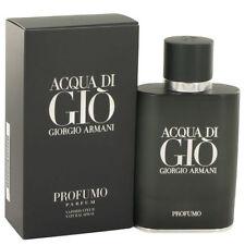 Acqua Di Gio Profumo Giorgio Armani Men 4.2 OZ 125 ML Parfum Spray Nib Sealed