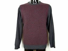 PAL ZILERI SWEATER WOOL CASHMERE SIZE MENS USA MEDIUM (ITALY 52)