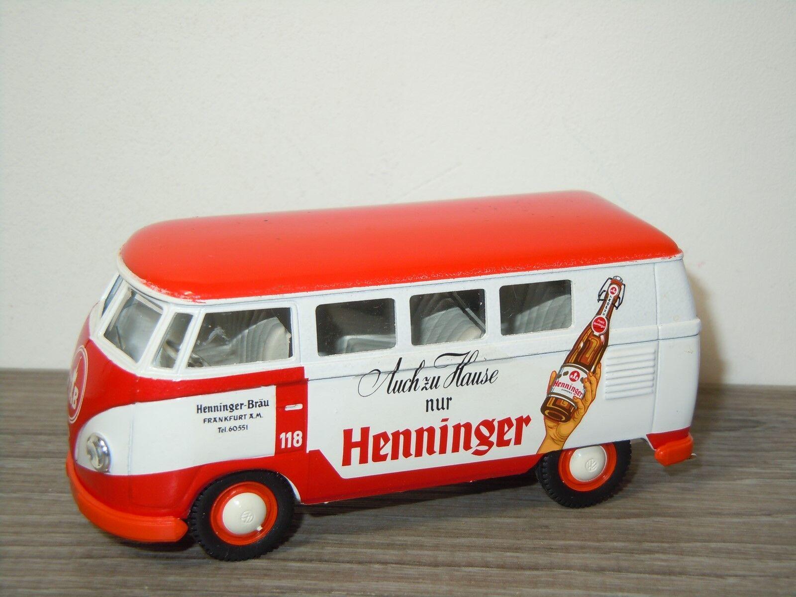 Vw volkswagen t1 - kombi henninger van vitesse 1 43  28064