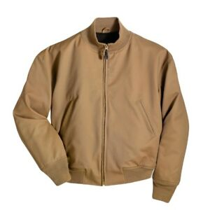Cockpit-USA-Wool-Lined-WWII-American-Tanker-Jacket-USA-Made-Z21821N