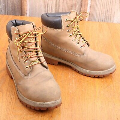 Rugged Outback Mens Work Boots 8 Brown