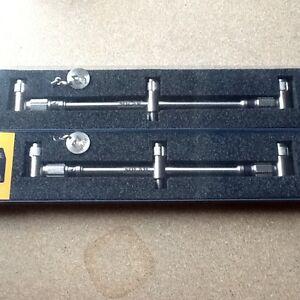Acier Inoxydable Banque stick 30-50cm Bankstick supports à cannes support Cannes tirage rod pod