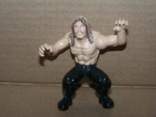WWE WWF EDDIE GUERRERO 1999 JAKKS BRAWL 4 ALL MINI 3 IN ACTION FIGURE