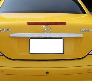 MERCEDES-SLK-R170-01-04-Chrome-Boot-Lid-Trim
