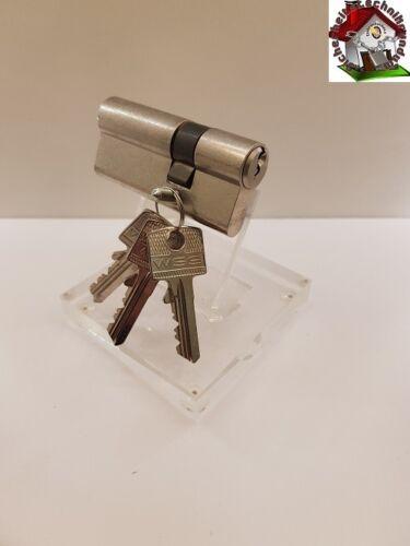 25 45 1-15 Schlüssel Top Preis Schließzylinder Schloss Profil Zylinder 3 Schl