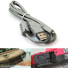 8 Pin Camera USB Data Sync Cable Cord For Nikon For Canon For SONY DSLR Camera