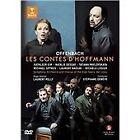 Offenbach: Les Contes d'Hoffmann [Video] (2014)