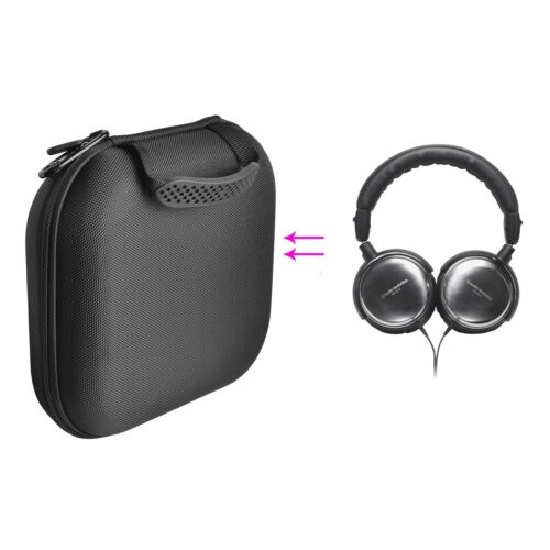 Shockproof Storage Protect Case for Audio Technica ATH-ES10 ATH-DSR7BT ATH-ES770