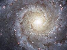 SPACE STARS GALAXY NEBULA HUBBLE TELESCOPE POSTER ART PRINT LV11116
