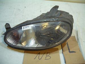 Scheinwerfer Frontleuchte  light LHD  Koito100-61854 Bastler   Li NB mx5 NR 5371