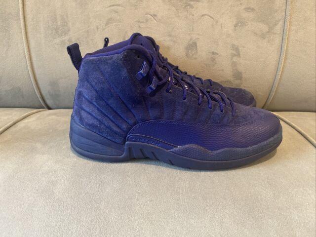 Size 10.5 - Jordan 12 Retro Deep Royal 2016