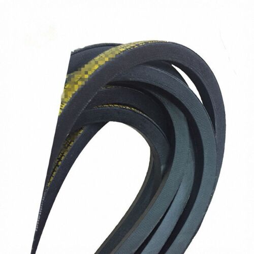 "B-Type; L:22/""~200/"",W5//8/"" x 7//16/""Industrial V Conveyor Rubber Belt Select size"