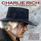 25 All-Time Greatest Hits by Charlie Rich (CD, Oct-2015, Varèse Sarabande (USA))