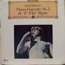 Stanislav Klinsky - Beethoven Piano Concerto No 5 LP VG+ SCL 70 006 Vinyl Record