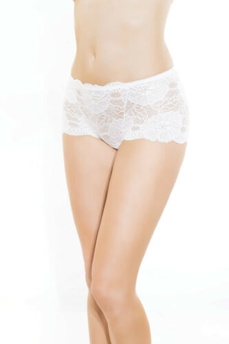 Panty Slip Schlüpfer Hipster Hot Pants Größenwahl Dessous Unterwäsche Damen