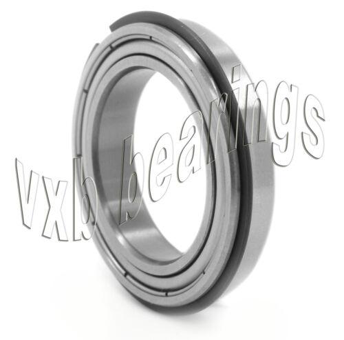 6805NR Balls Bearing 25mm//37mm//7 Snap Ring Bearings ZZ