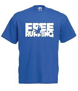 Image Is Loading PARKOUR FREE RUNNING Urban Tee Jumping Climbing Xmas